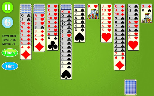 Spider Solitaire Epic game (apk) free download for Android