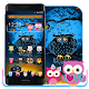 Halloween Night Owl Theme apk