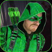 Super Green Arrow vs Flash: Jungle Survival