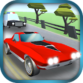 Turbo Cars 3D - Dodge Game of Avoid Car Obstacles