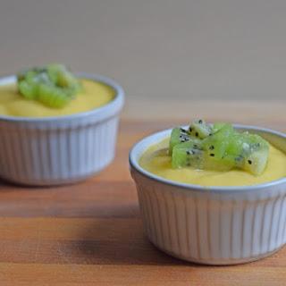 Mango Custard Recipe