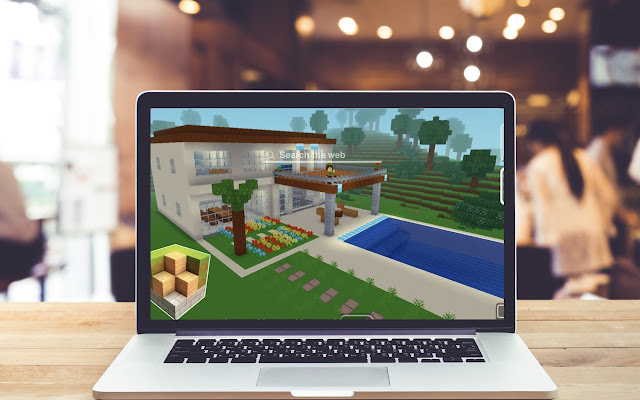 Block Craft 3d Hd Wallpapers Game Theme