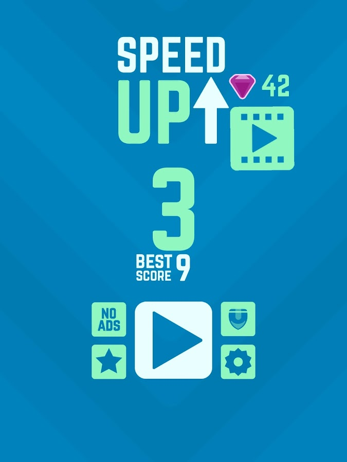 Speed Up- screenshot