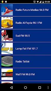 Radio Senegal - náhled