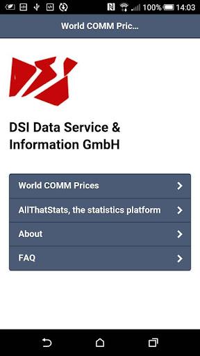 World COMM Prices