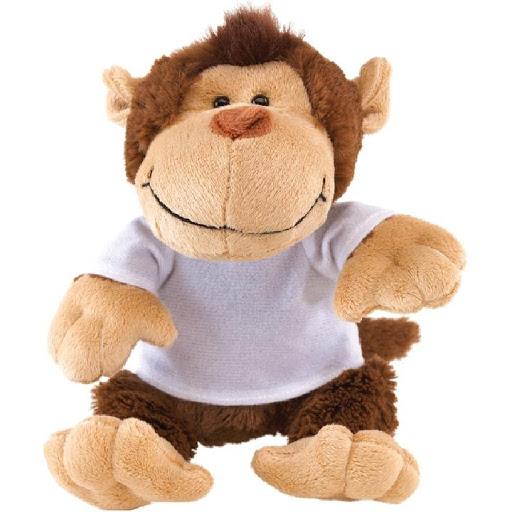 Cuddly Soft Monkey