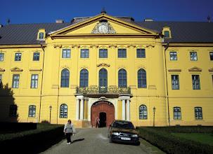 Photo: Az Érseki palotában csak a Főszékesegyházi könyvtár 18. századi barokk olvasóterme látogatható