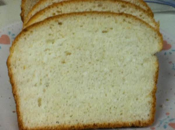 Homemade Sandwich Bread (really Easy) Recipe