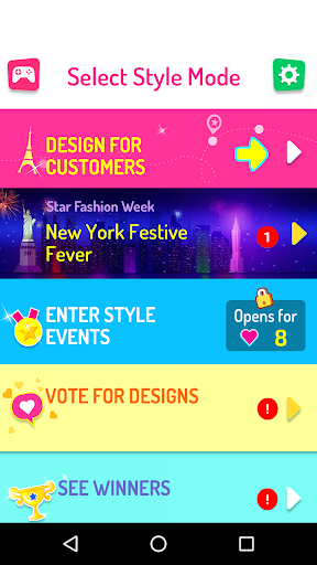 Star Fashion Designer  screenshots EasyGameCheats.pro 1