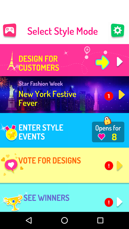 Fashion Designer New York Game Online Free Latest Trend Fashion