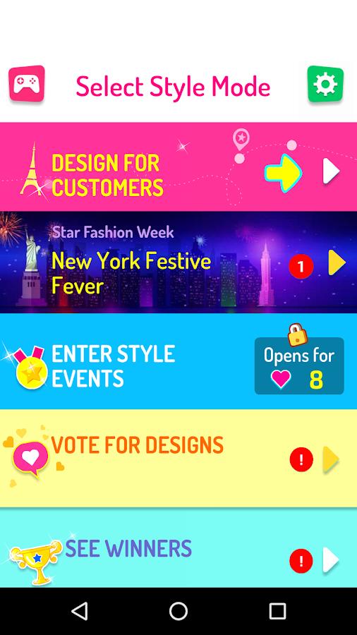 Fashion Designer New York Game Online Free Latest Trend Fashion