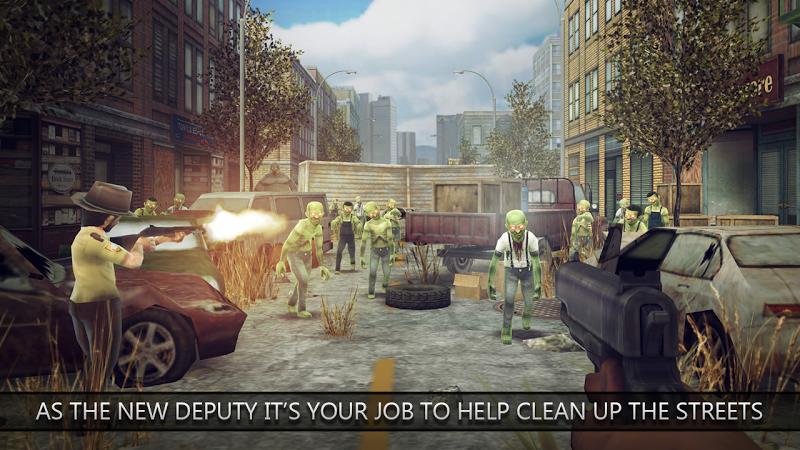 Last Hope Sniper – Zombie War v1.0 b8 [Mod]