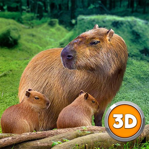 Capybara Simulator 3D