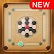 Carrom Friends : Play Carrom Board Disc Pool Game