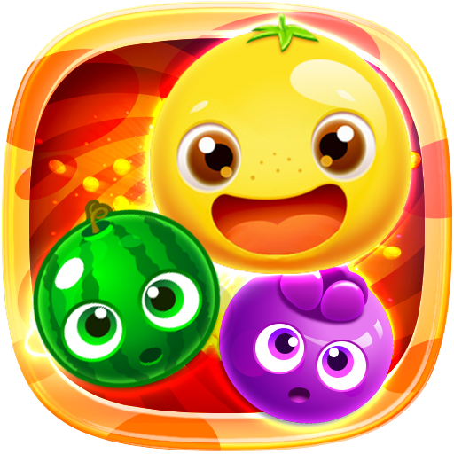 Fruit Splash - Garden Candy 3 休閒 LOGO-玩APPs