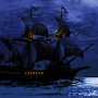 pirate ship wallpaper APK icon