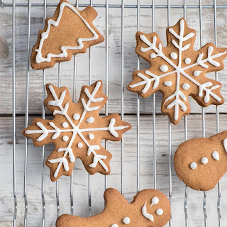 Sugar Icing Gingerbread Cookies Recipes
