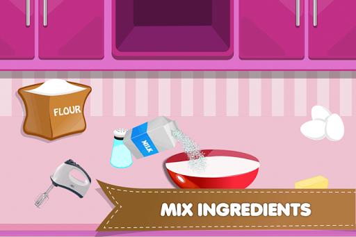 Cake Maker - Cooking Game Kids
