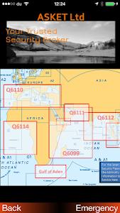 ASKET Maritime Security App screenshot 3