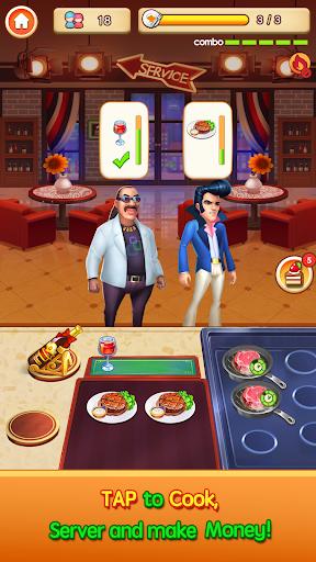 Cooking Star - Idle Pocket Chef Screenshot