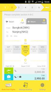NokScoot Airlines screenshot 2