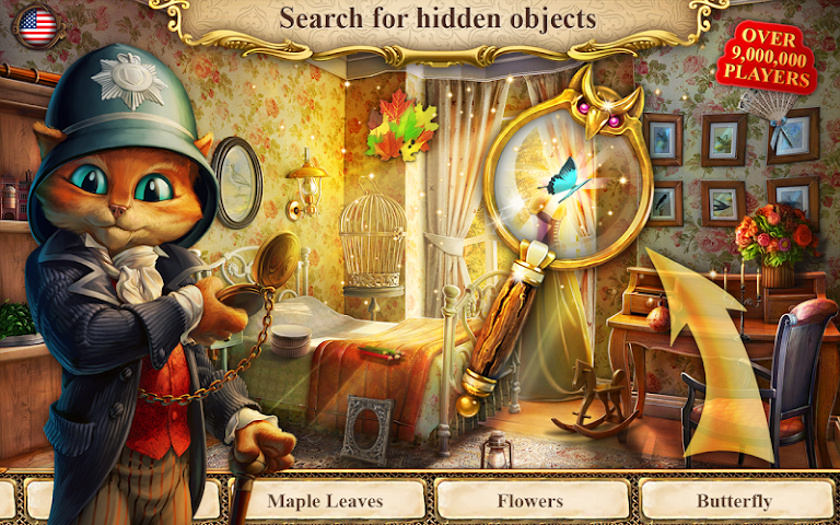 android Alice in the Mirrors of Albion Screenshot 0