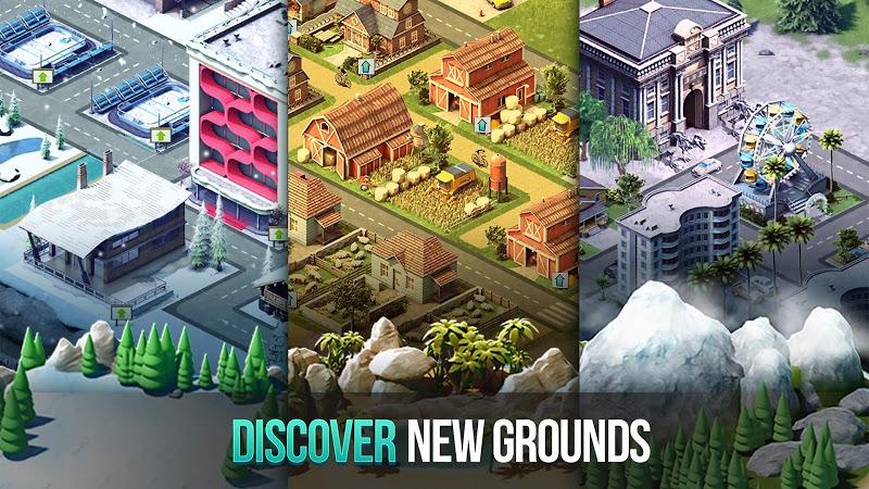 City Island 4- Simulation Town: Expand the Skyline Screenshot 3