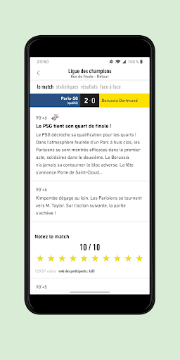 L'Équipe screenshot 4