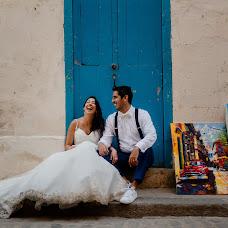 Wedding photographer Viviana Calaon moscova (vivianacalaonm). Photo of 10.04.2018
