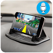 Voice GPS Driving Directions: GPS Maps Navigation