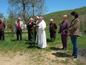 Photo: boletín 114 -  2009 - 15 de mayo - bendición de campos