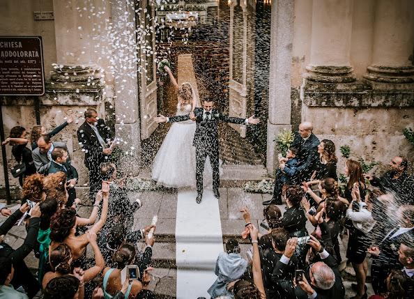 結婚式の写真家Giuseppe maria Gargano (gargano)。23.11.2017の写真
