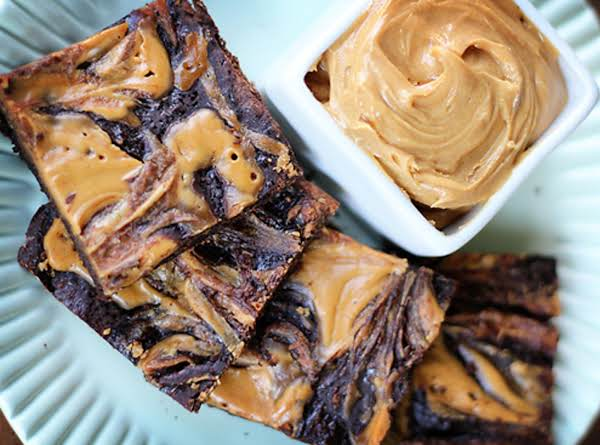 Peanut Butter Swirl Brownies (gluten Free!) Recipe