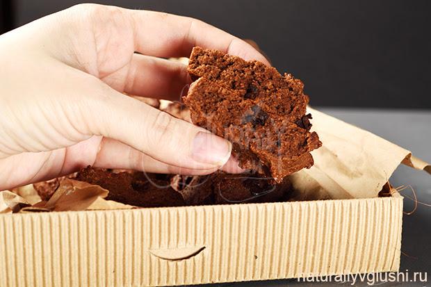 Рецепт печенья из гречневой муки с урбечем | Блог Naturally в глуши