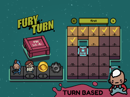 Fury Turn- screenshot thumbnail
