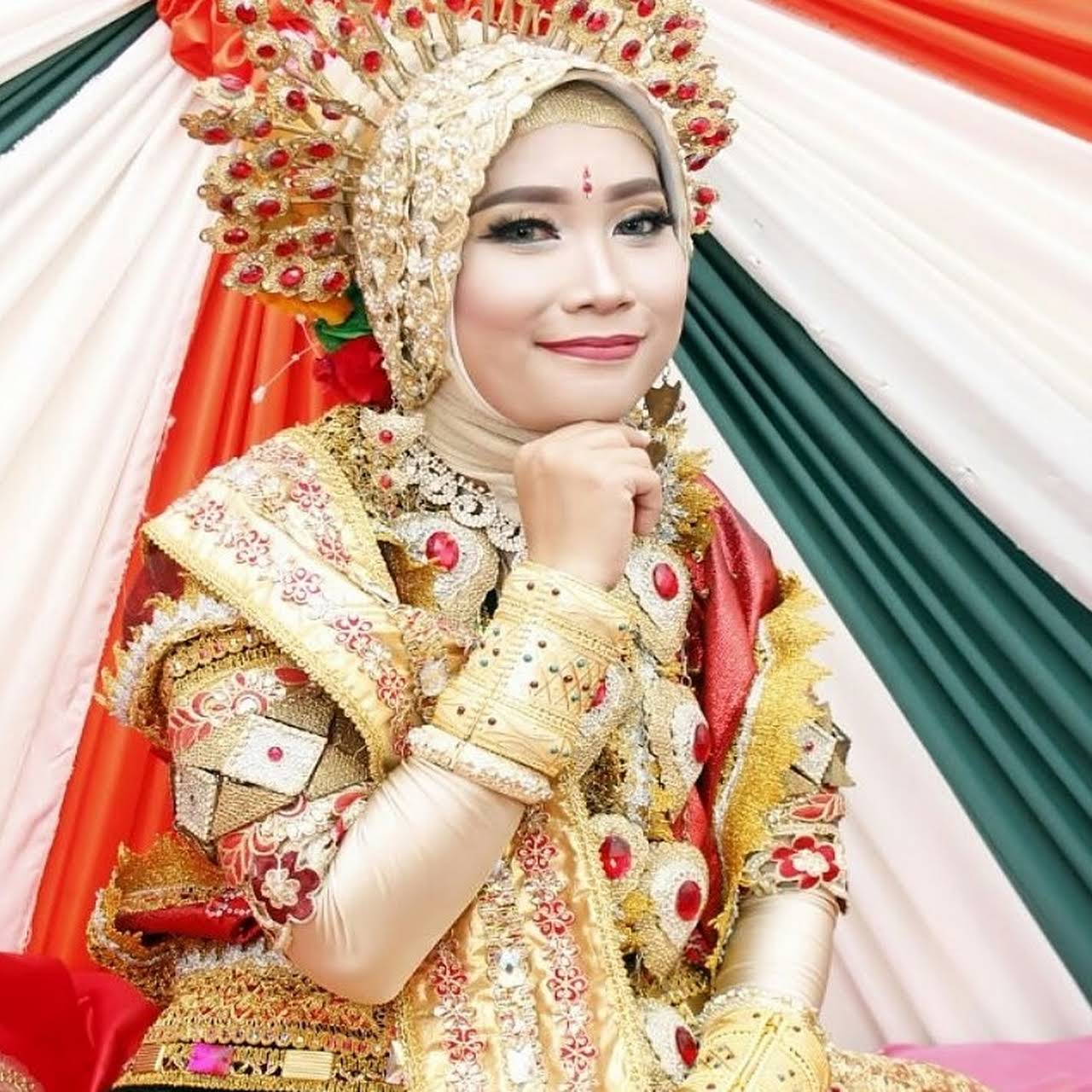 8 Make Up Pengantin Adat Bugis  Gaestutorial