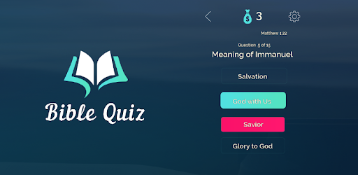 Bible Quiz - Apps on Google Play