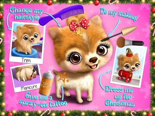 Christmas Animal Hair Salon 2 apkpoly screenshots 11