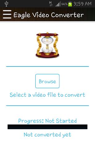 イーグルのビデオコンバーター