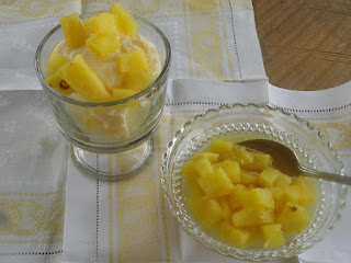 Caramelized Pineapple Confit Recipe