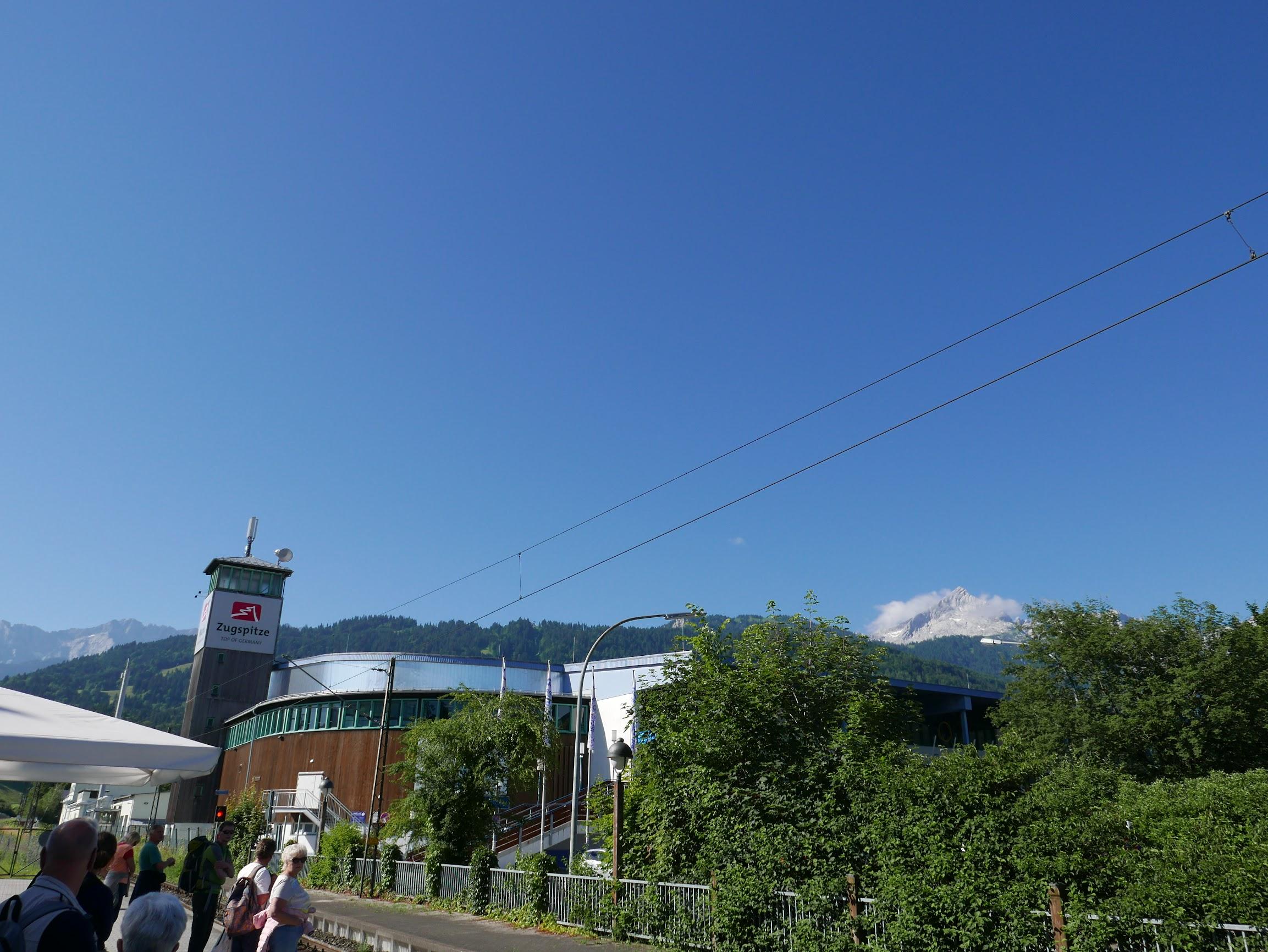 Zugspitzbahn, Garmisch-Partenkirchen