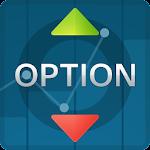 Binary options / simulator Icon