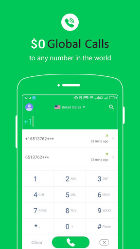 Free Calls - International Phone Calling App by Hotspot VPN( Proxy