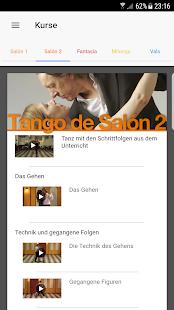 Tango-curso 2 (DE) - náhled