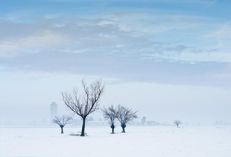 Paesaggio invernale di Livius