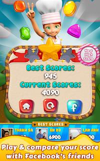 Cookie Star screenshot 04