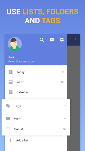 TickTick: To Do List with Reminder, Day Planner 5.1.1 screenshots 2