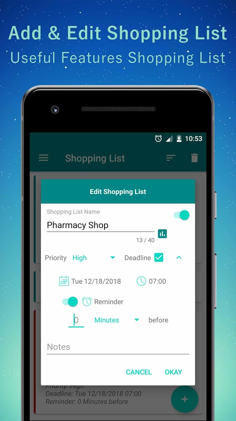 Shopping list app no ads apk cracked free download | cracked.