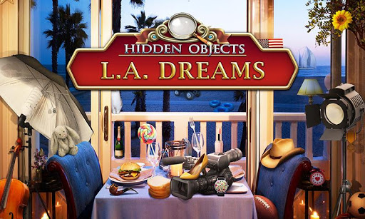 Hidden Objects - L.A. Dreams