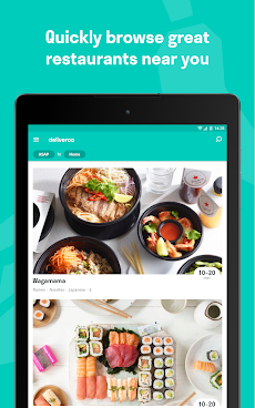 Deliveroo: Food Deliveryのおすすめ画像5